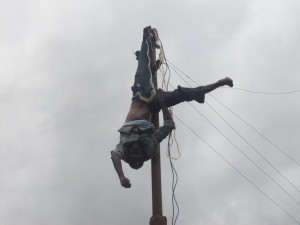 Electrocution/Photo Infobascongo