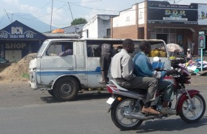 taxi moto,photo internet(Goma)