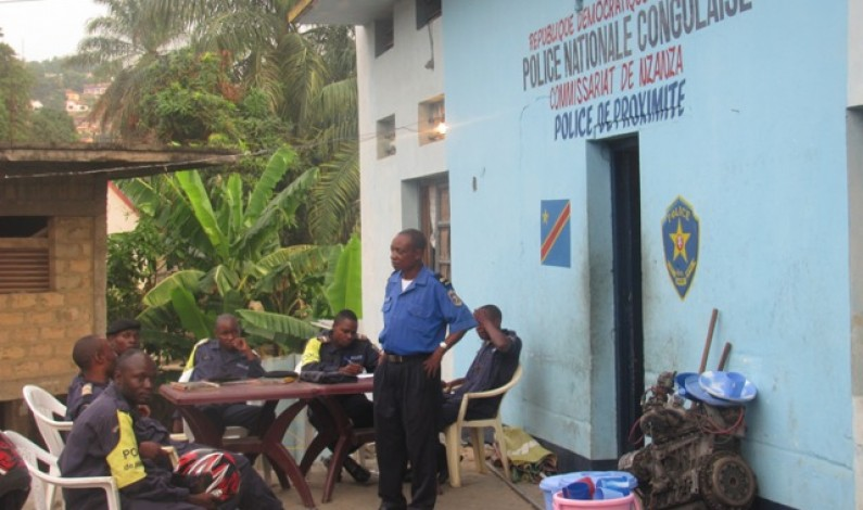 Kongo central: la police multiplie les arrestations des inciviques