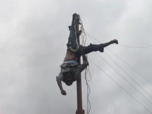 Electrocution/Photo Infobascongo