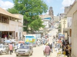 Une avenue de matadi/Photo Infobascongo