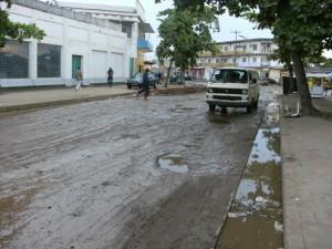 une avenue de Boma/Infobascongo
