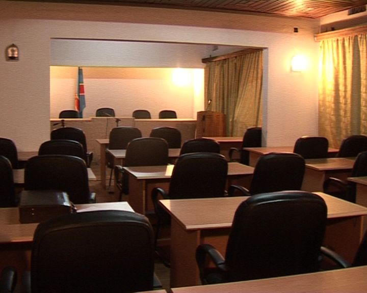 salle des plenières de l'Assemblée Provinciale/photo Infobascongo
