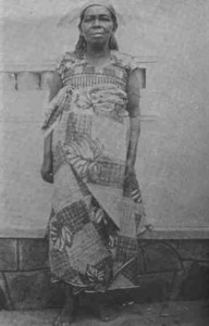 Marie Muilu Kiawanga/photo internet