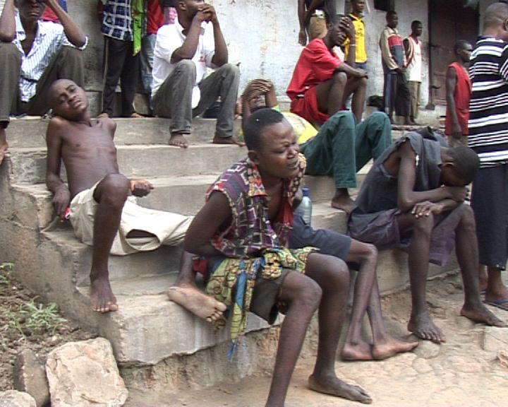 Prison de Matadi et ses détenus affamés /infobascongo