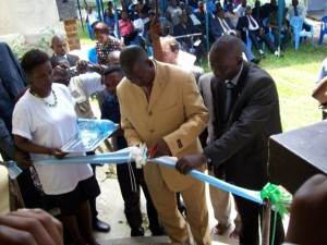 Inauguration du bureau RCN/Mbanza-Ngungu
