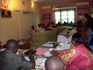 réunion du conseil de l'ordre des médecins/photo infobascongo