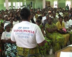 rencontre des femmes organisée par Cafco/infobascongo