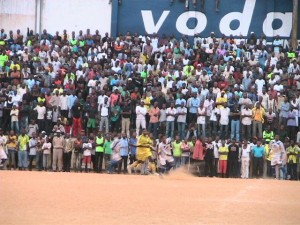 les gradins du stade lumumba/infobascongo