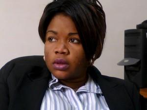 Mme Margueritte Kunduma/Chef de Sous-Bureau UNFPA BAS-CONGO