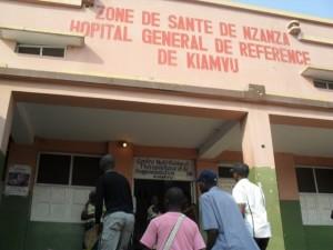 hôpital de Kiamvu/Infobascongo