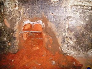intérieur de la cellule 1 de la prison  de Mbanza-Ngungu/Infobascongo