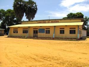 Bureau administratif du territoire de Muanda/Infobascongo