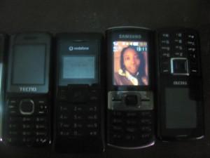 téléphones