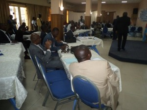 Formation des cadres et agents des organes de gestion et de contrôle des marchés publics de la province/Photo Infobascongo