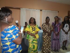 Installation du comité de l'Afemoco à Matadi/Infobascongo