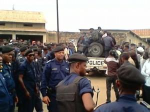 Les présumés malfrats interceptés après l'opération ''bouclage''/infobascongo