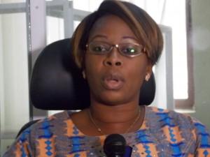 Dr Clémence Mitondo,activiste de lutte contre le VIH/Sida