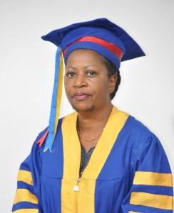 Professeur Marie-Thérèse Kenge Ngomba,doyenne de la faculté de droit à l'Unikin