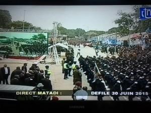 Fête de l'indépendance à Matadi