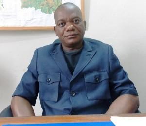 Le Coordonnateur Clément Nsueka