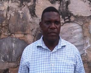 Ancien Arbitre International Réné Buekadila/Photo Infobascongo