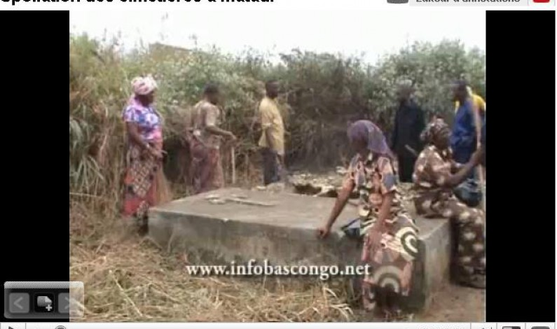 Matadi : un Congolais de l'étranger bondit sur un présumé profanateur de la tombe de sa mère