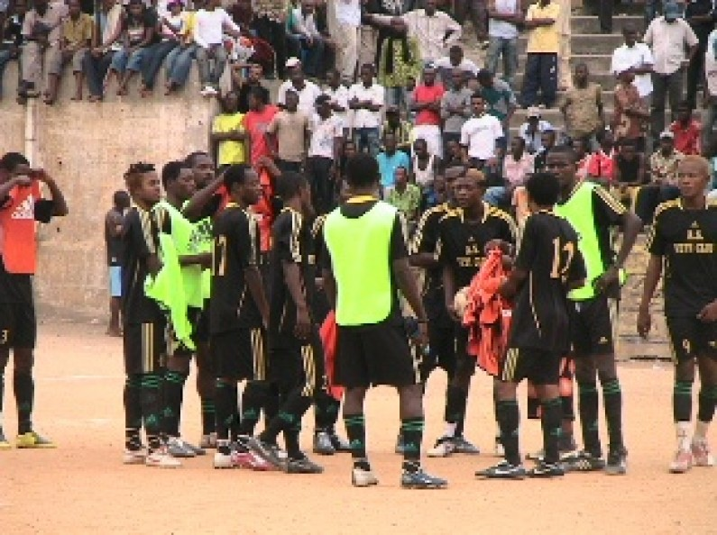 Matadi : prestation médiocre des nouvelles équipes de la première division