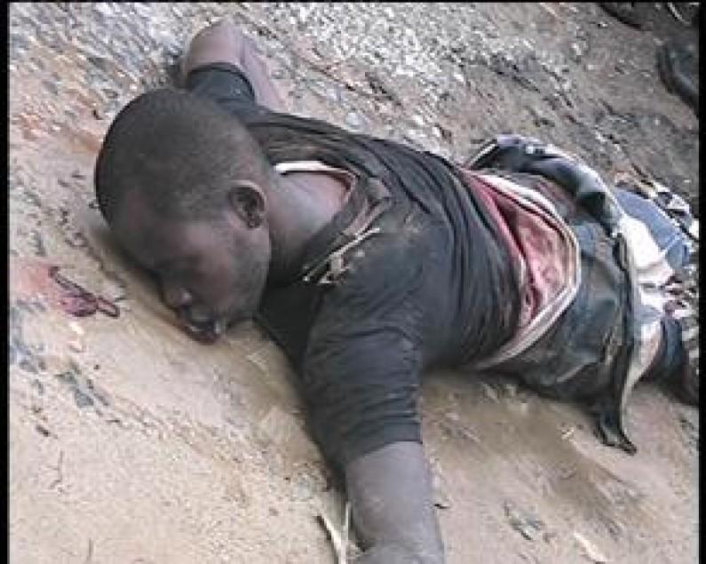 Muanda : Un jeune garçon retrouvé mort