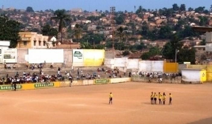 Report du démarrage du championnat provincial du Kongo Central