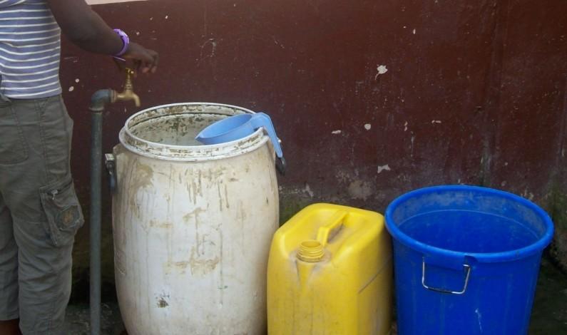 Bas-Congo : Certains quartiers de la ville de Matadi souffre d'une carence en eau potable