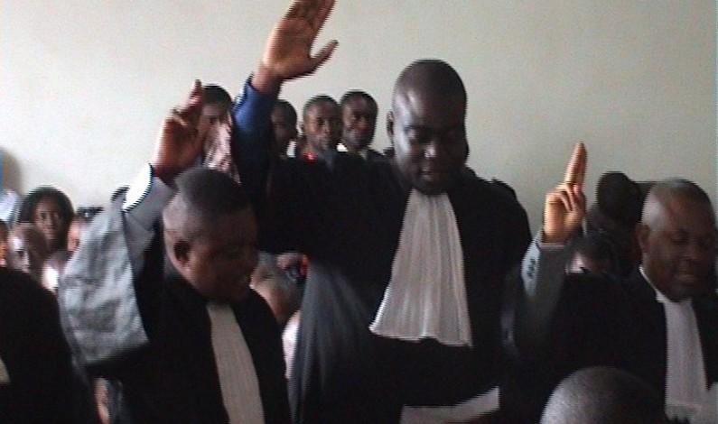 Bas-Congo : 53 Avocats renouvellent et prêtent serment