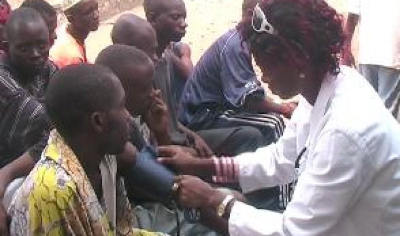 Matadi : Les détenus de la Prison Centrale soignés et sensibilisés sur le VIH et le Paludisme