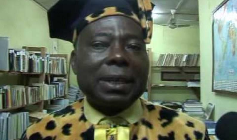RDC:le professeur Anselme Mbenza n'est plus