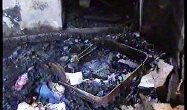 Un brasier occasionne un incendie et tue une enfant à Matadi