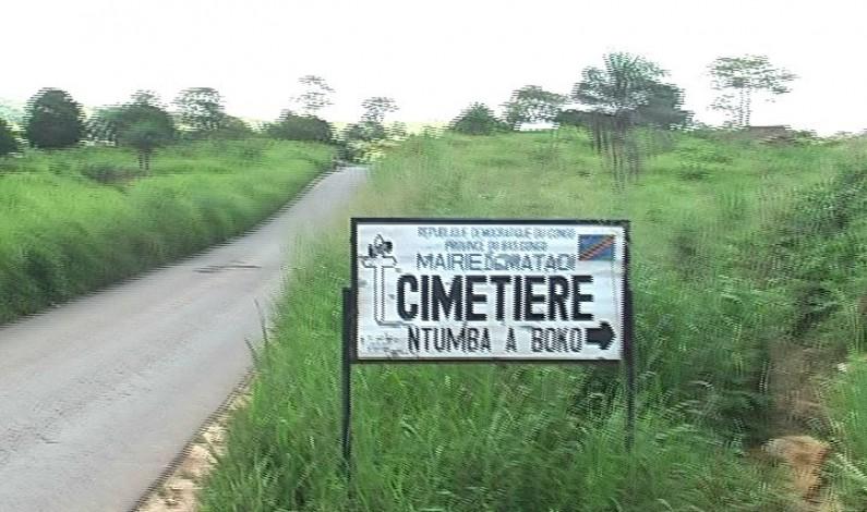 Obsèques du policier  Jacob Mapangula: le commissaire provincial de la police pour  le démantèlement du réseau de criminels au Kongo central