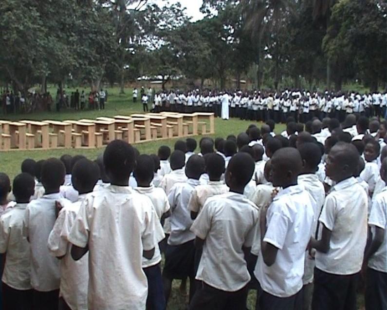 Bas-Congo : de plus en plus de filles à l'école