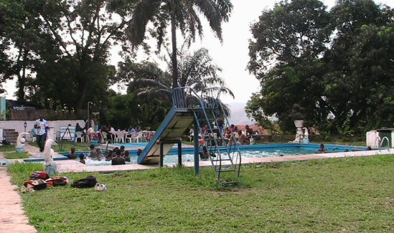 Bas-Congo : la refection de la piscine Damar engendre une nouvelle discipline sportive