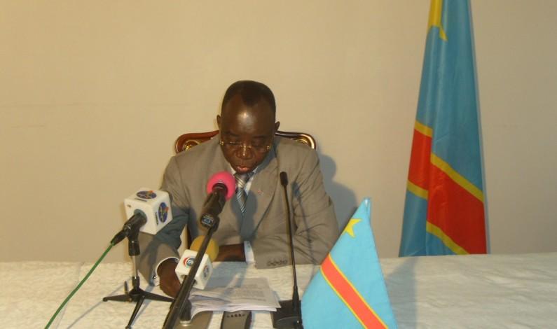 Le député Mbatshi : ''…C'est pour rien que la société civile s'agite.''