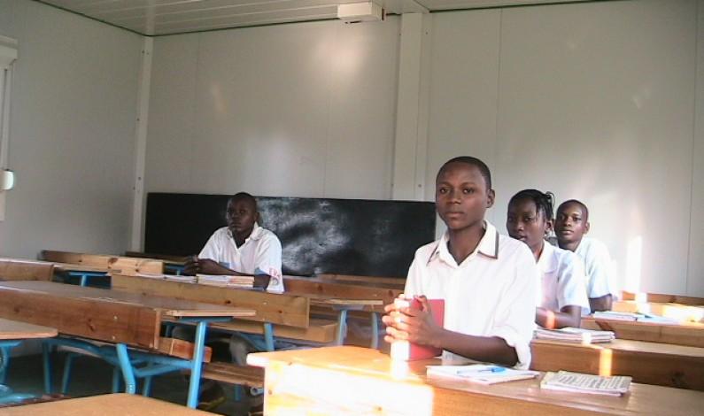 Bas-Congo : importante participation des filles à l'examen d'Etat grâce à la sensibilisation
