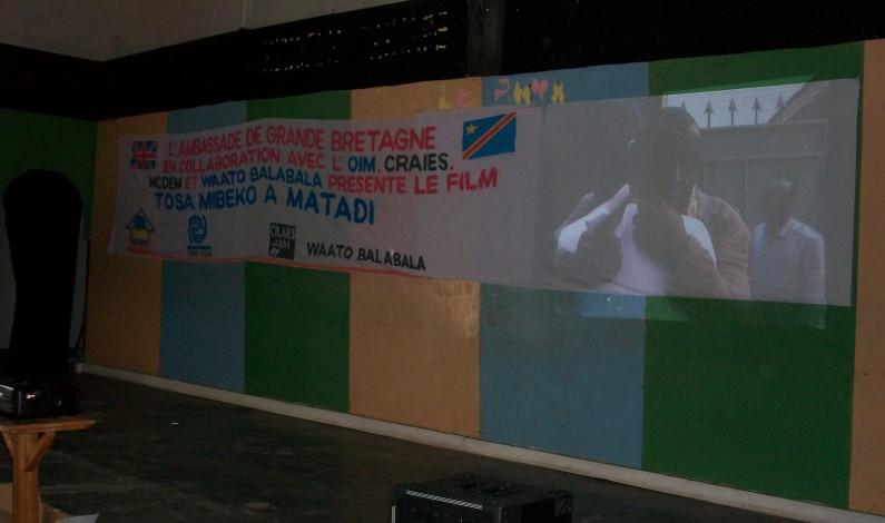 Matadi : des télédrames pour dissuader les jeunes à migrer clandestinement