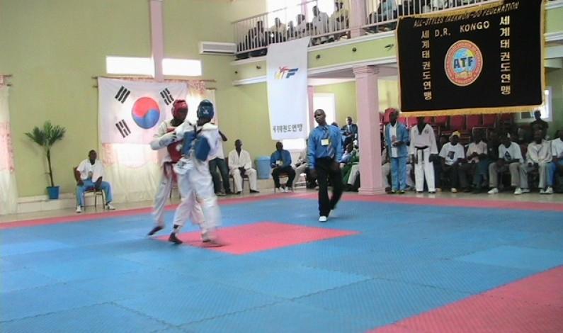 8è championnat national de Taekwondo : échec cuisant du Bas-Congo
