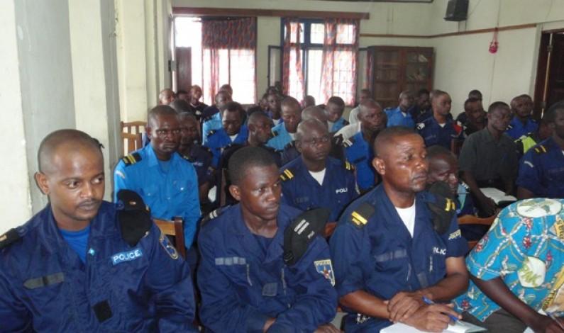 Matadi : sans la prime, les policiers de proximité sont comme  les autres policiers