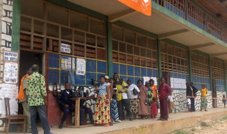 Rd Congo :deuxième décaissement d'argent pour les élections