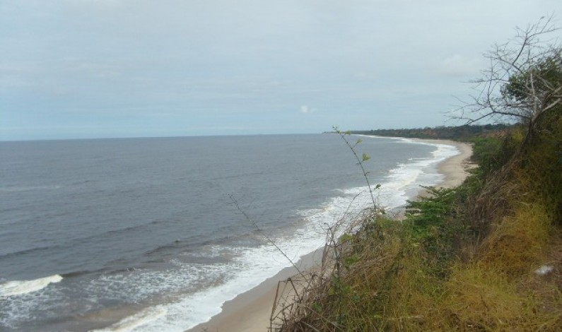 Muanda : la baignade a repris à la plage
