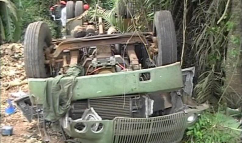 Matadi: sept morts après un accident de circulation