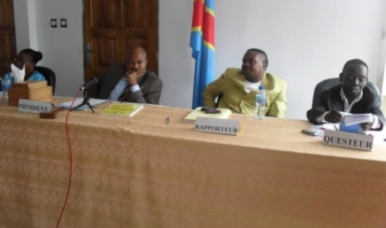 Bas-Congo: une démission au bureau de l'assemblée