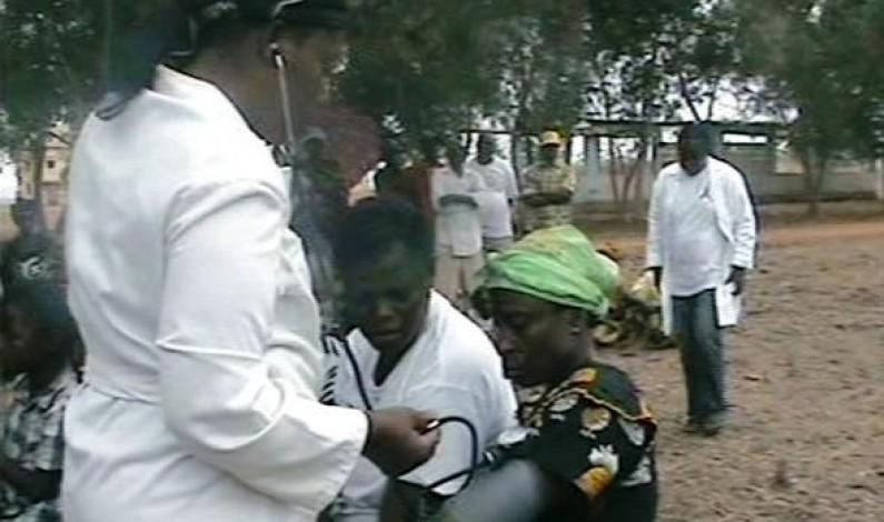 Deuxième jour de grève des médecins d'Etat au Kongo central
