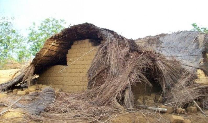 Nkenge : plus de cinquante sinistrés après une pluie accompagnée d'un vent impétueux