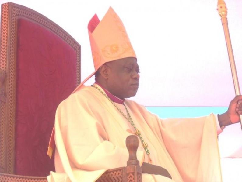 Après la démission de Mgr Daniel Nlandu,Mgr André Giraud Pindi désigné admistrateur apostolique du diocèse de Matadi